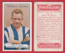 Sheffield Wednesday Fred Keen